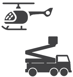 helicopter glyphicon